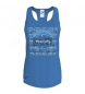 TSHIRT COTTON ROYAL SLEEVELESS WOMAN