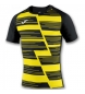TSHIRT HAKA BLACK-YELLOW S/S