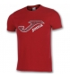 Camiseta Combi Cotton Logo rojo