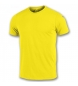 CAMISETA COMBI COTTON AMARILLO M/C
