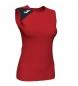 Compar Joma  T-shirt Spike rouge, noir