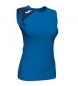 Compar Joma  T-shirt à pointes bleues, marine