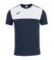 Compar Joma  Winner T-shirt navy, white