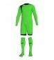 Compar Joma  Zamora IV green equipment