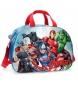 Bolsa de viaje Los Vengadores Team Frontal 3D -40x28x22cm-