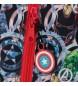 Comprar Marvel Mochila Avengers Armour Up Doble Compartimento -33x44x13,5cm-