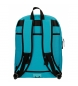 Comprar Maui and Sons Backpack adaptable to trolley + school case Hawaii turquoise -30x40x13cm