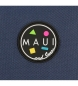 Comprar Maui and Sons Backpack adaptable to trolley + school case Shaka marine -32x42x16cm