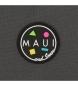 Comprar Maui and Sons Backpack adaptable to trolley + school case Shaka grey -32x42x16cm