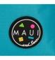 Comprar Maui and Sons Mochila adaptável ao carrinho + caixa escolar Havaí turquesa -33x44x13.5cm