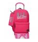 Comprar Maui and Sons Mochila com carrinho + mochila escolar Fúcsia havaiana -30x40x13cm