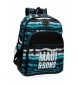 Mochila adaptable a carro Waves -33x44x13.5cm-
