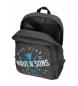 Comprar Maui and Sons Mochila + estuche escolar Shaka gris -33x44x13.5cm-