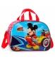 Bolsa de viaje 40cm  Lets Roll Mickey -40x28x22cm-