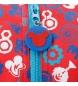 Comprar Mickey Bolsa de viagem Mickey Race -45x26x20cm frontal 3D-