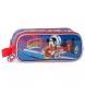 Estuche Mickey doble compartimento World Mickey -23x9x7cm-