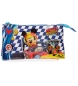 Comprar Mickey Mickey Race case three compartments -22x12x5cm-