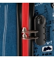 Comprar Mickey Mala de malas Mickey Azul rígido -55-69cm-