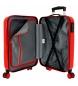 Comprar Mickey Mala Mickey mala conjunto letras rígidas 34 L / 70L em vermelho -38x55x20 / 48x68x26cm