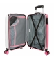 Comprar Mickey Ensemble de bagages rigides Mickey Mouse 34 L / 70L en rose -38x55x20x20 / 48x68x26cm