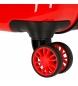 Comprar Mickey Ensemble de bagages rigides Mickey 34 L / 70L caractères en rouge -38x55x20x20 / 48x68x26cm
