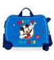 Comprar Mickey Maleta correpasillos 2 ruedas multidireccionales Circle Mickey Azul 34 L / -38x50x20cm-