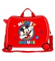 Comprar Mickey Mala com 2 rodas multidirecionais Circle Mickey Red 34L / -38x50x50x20cm