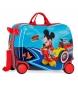 Maleta correpasillos Lets Roll Mickey -50x39x20cm-