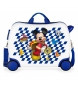 Maleta correpasillos Mickey Good Mood -39x50x20cm-