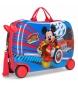 Maleta correpasillos World Mickey -39x50x20cm-