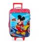 Maleta de cabina  Lets Roll Mickey -35x50x16cm-