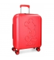 Compar Mickey Cabinet case Mickey Premium rigid 55cm red