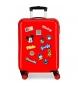 Comprar Mickey Valigia baita rigida Topolino 55cm caratteri rosso 34L / -38x55x20cm-