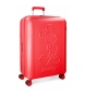 Compar Mickey Big suitcase Mickey Premium rigid 68cm red
