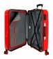 Comprar Mickey Valise Mickey moyenne 68cm personnages rouges 70L / -48x68x26cm