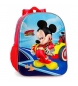 Mochila 33cm adaptable a carro Lets Roll Mickey -27x33x11cm-