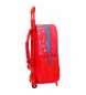 Comprar Mickey Backpack 33cm with trolley Lets Roll Mickey -27x33x11cm