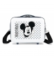Neceser ABS Mickey Mouse Adaptable Azul -29x21x15cm-