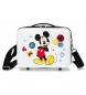 Neceser adaptable a trolley Mickey Enjoy the Day Oh Boy -29x21x15cm-