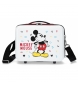 Neceser adaptable a trolley Mickey Style letras -29x21x15cm-