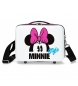 Neceser adaptable a trolley Minnie Style -29x21x15cm-