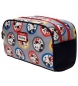 Comprar Mickey NECESER à double chariot à compartiments adaptables cercles multicolores Mickey