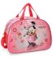 Bolsa de viaje Minnie Stickers 40x28x22cm-