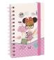 Cuaderno Minnie Mail con cierre de goma -8x12,5cm-