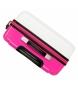 Comprar Minnie Ensemble de valises Minnie rigide 70L / 34L Sunny Day Flowers Fuchsia -38x55x20x20 / 48x68x25cm
