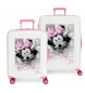 Comprar Minnie Coffret 38,4L-81L Style With Love rigide -40x55x20x20cm / 48x70x26cm