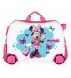 Maleta correpasillos Minnie Good Mood -39x50x20cm-
