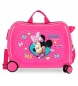 Maleta correpasillos Minnie Happy Helpers 2 ruedas multidireccionales -38x55x20cm-