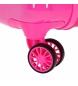 Comprar Minnie Valigia cabina rigida fucsia Minnie 55cm Rock Dots -38x55x20cm-
