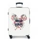 Comprar Minnie Medium suitcase Minnie rigid 68cm Sunny Day Flowers Blue 70L / -48x68x26cm